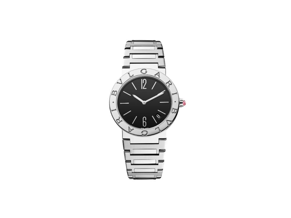 Bulgari-orologio-Bulgari-lady-con-cassa-in-acciaio-inossidabile