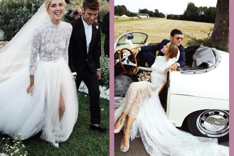 """""""Say yes to the dress"""": gli abiti da sposa indossati dalle influencer"""