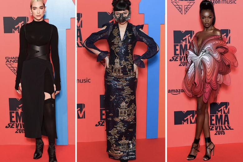 EMA 2019: il red carpet degli MTV Europe Music Awards