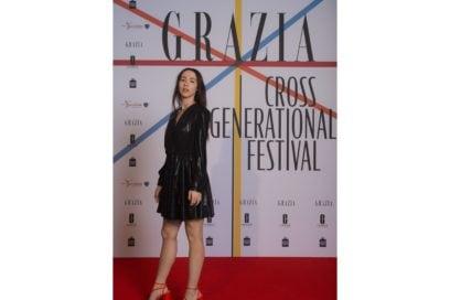 Cross Generational Festival di Grazia serata gala Palazzo Serbelloni Milano 17