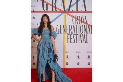 Cross Generational Festival di Grazia serata gala Palazzo Serbelloni Milano 25