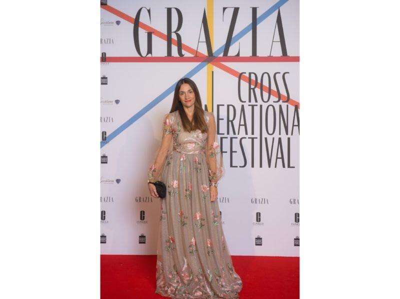 Cross Generational Festival di Grazia serata gala Palazzo Serbelloni Milano 27
