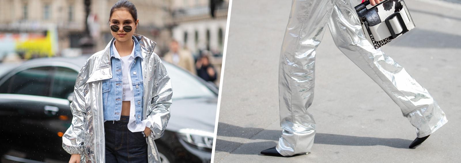 Silver Fever: tutto l'argento che potrete indossare questo inverno!