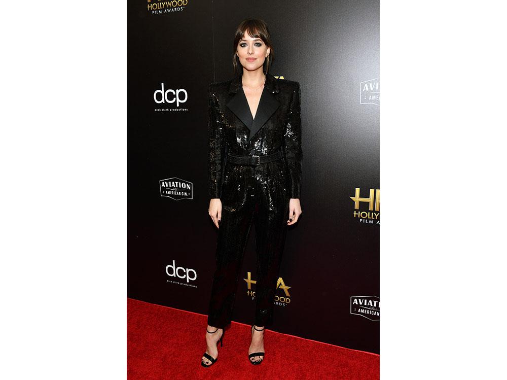 Dakota-Johnson-in-Saint-Laurent-Hollywood-Film-Awards