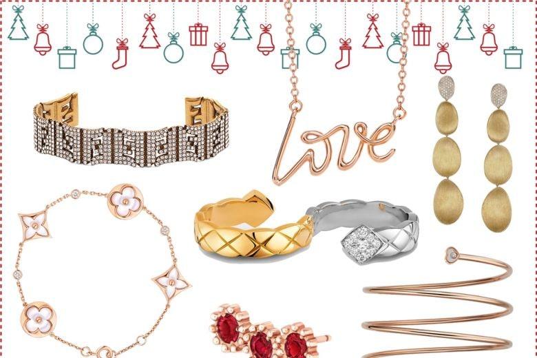 I gioielli preziosi per un Natale più scintillante che mai