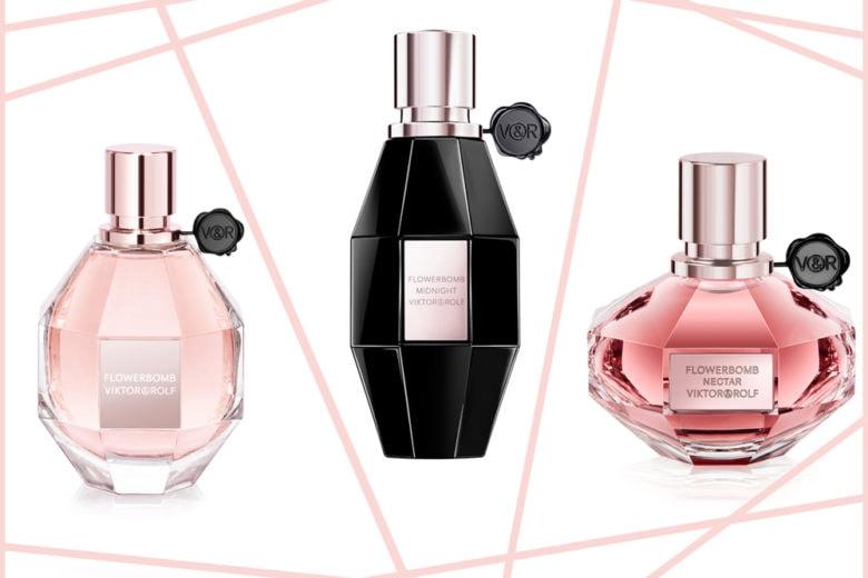 Flowerbomb by Viktor&Rolf: storia di una fragranza iconica