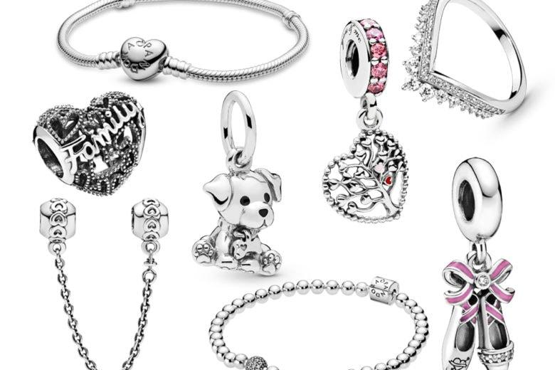 Pandora celebra il Black Friday con una selezione di gioielli al -20%