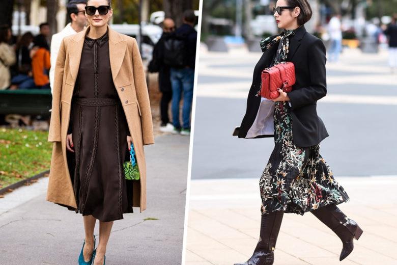 Midi è chic! Gli abiti longuette più belli dell'autunno-inverno 2019