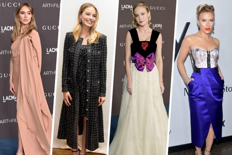 Margot Robbie, Chalize Theron e le altre star meglio vestite della settimana