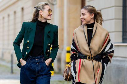 Come indossare il dolcevita (in 5 abbinamenti che amerete alla follia)