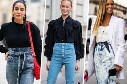 Vita alta che passione: ecco i jeans