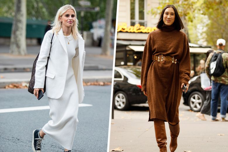 Knit dress: 15 abiti in maglia top da cui lasciarsi avvolgere quest'inverno