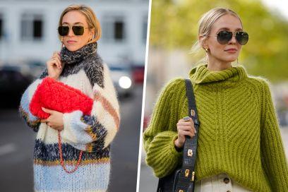 Maglioni: i modelli più cool che scalderanno il vostro inverno