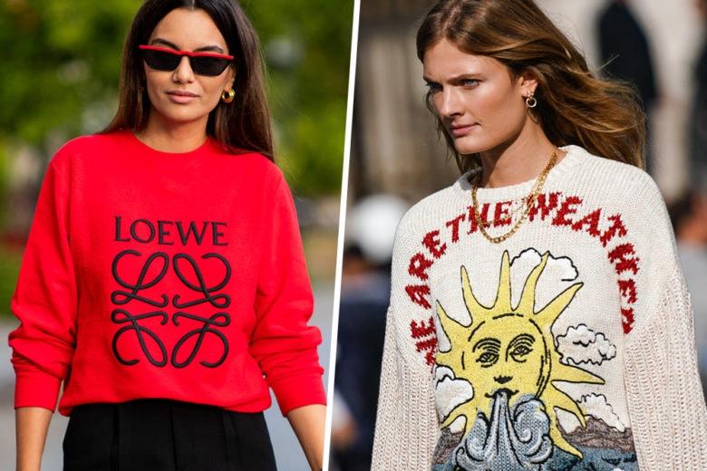 """Dillo con un maglione: quest'inverno ci pensa uno """"speaking pullover"""" a parlare per voi!"""