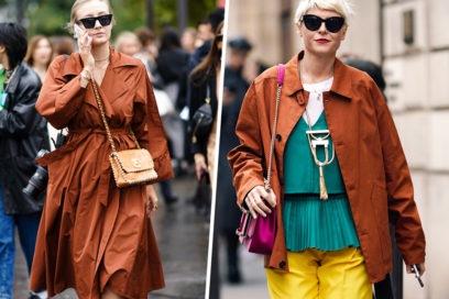 Come indossare il color mattone: 5 abbinamenti da provare subito