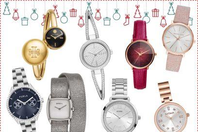 Ecco gli orologi perfetti per scandire le ore di festa (a Natale e dintorni!)