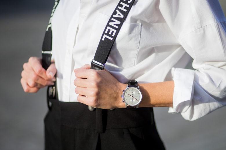 """""""Manlike"""": lo stile mannish protagonista degli orologi d'autunno"""