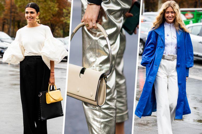 Pantaloni eleganti: 15 modelli top perfetti per la stagione delle feste e non solo