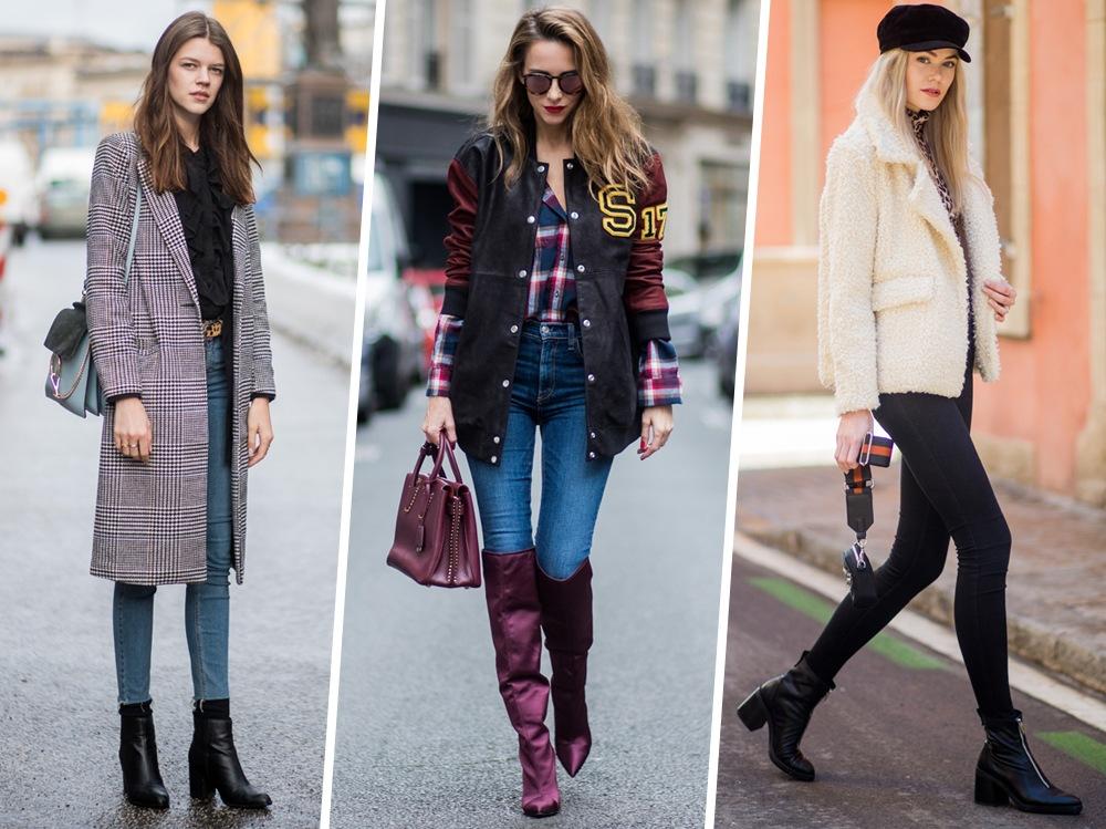 Jeans stretti: come indossarli per l'inverno in 5 abbinamenti