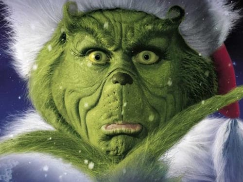 Grinch Natale