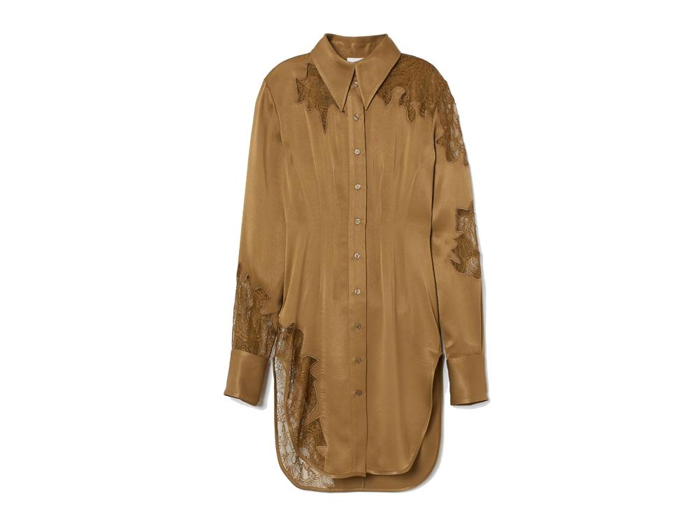 H&M-maxi-camicia-con-inserti-in-pizzo