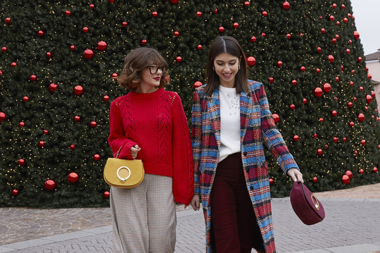 Alice Perrella e Alice De Togni danno il via allo shopping natalizio da McArthurGlen Designer Outlets