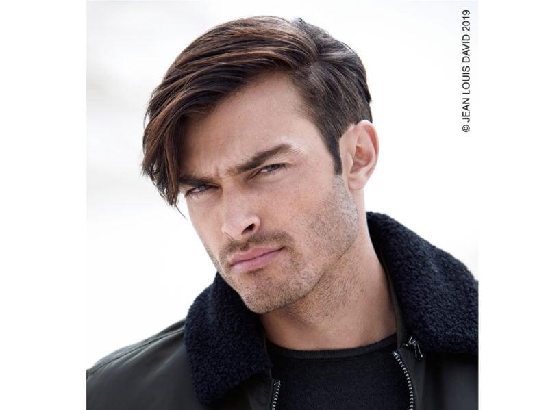 JEAN LOUIS DAVID tagli di capelli uomo saloni autunno inverno 2019 2020