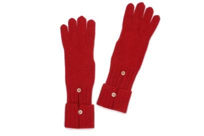 MALO_guanti-rossi-3-bottoni-in-puro-cashmere
