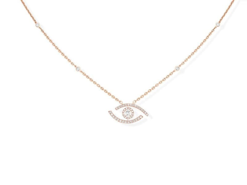 MESSIKA-collier-lucky-eye-pave-or-rose-diamant