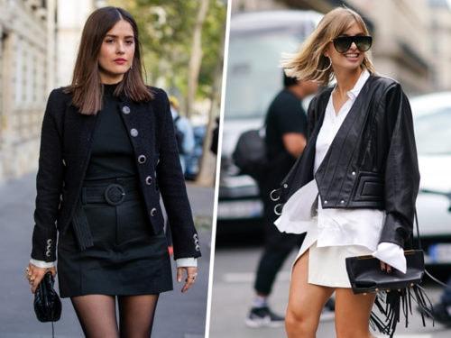 vasta selezione di 15638 7dd9b Gonne corte: in jeans, a vita alta, nere, i modelli dell'inverno 2019