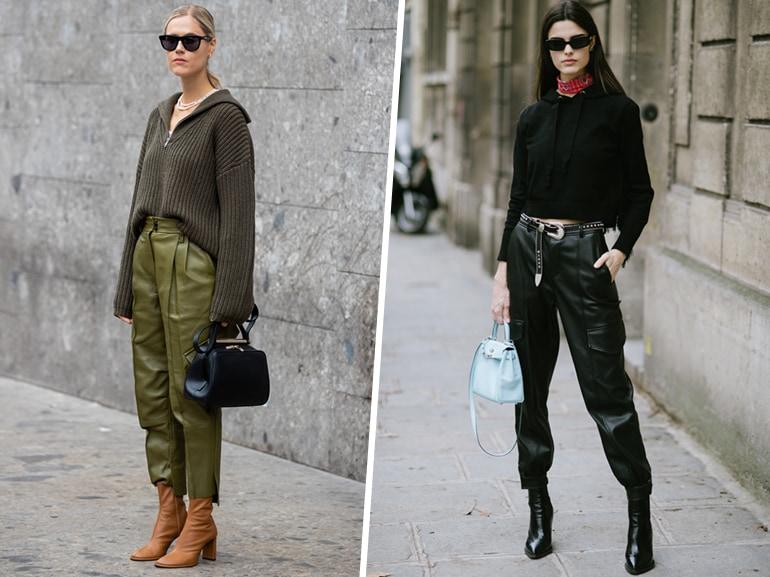 MOBILE_pantaloni di pelle