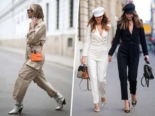 Tute eleganti: le jumpsuit di tendenza per inverno 2019