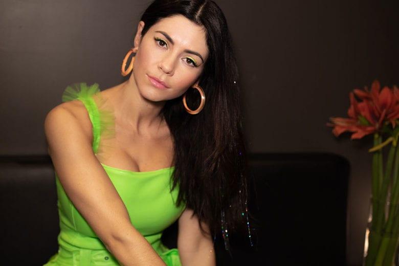 Marina Diamandis: la mia prima volta a Milano