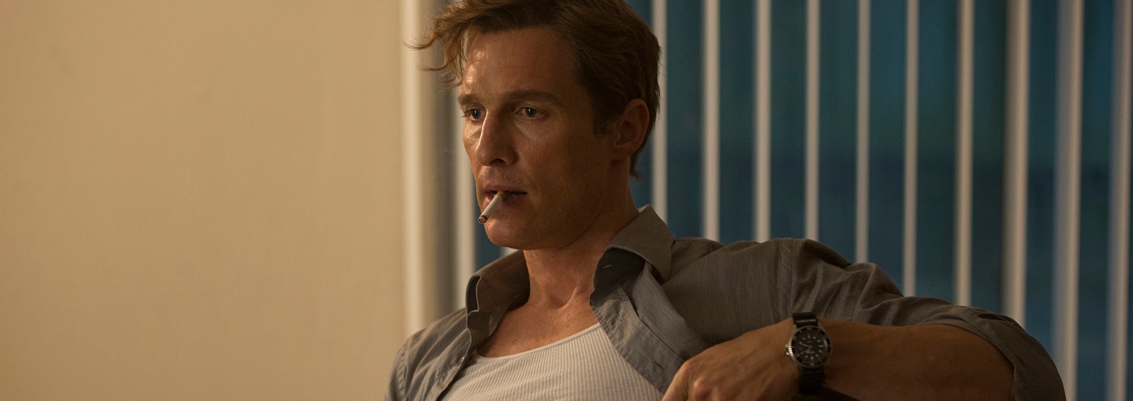 Matthew McConaughey as Rust Cohle, True Detective Series 1, Episode 4