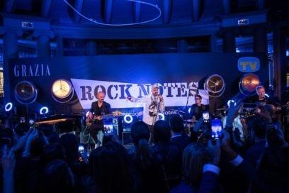Rock Notes Subsonica evento Grazia e Tv Sorrisi e Canzoni 6