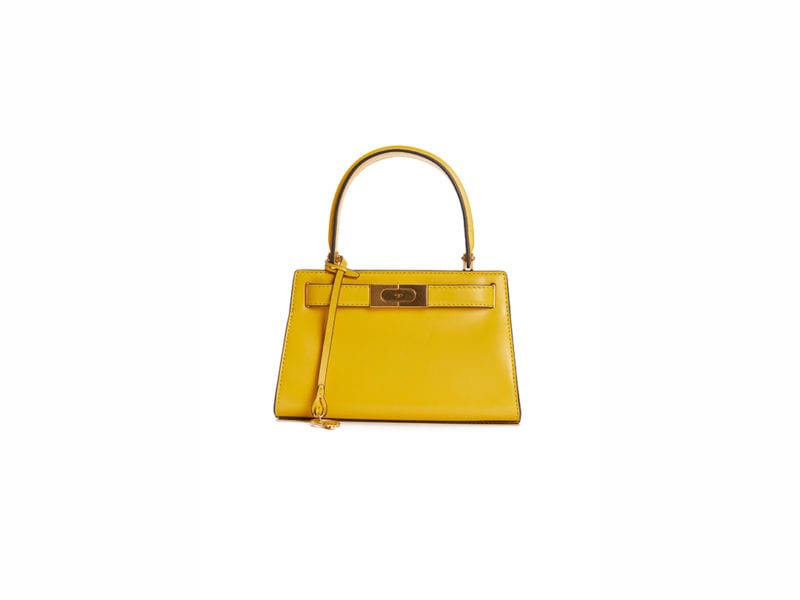 TB Lee Radziwill Petite Bag 56912 in Lemon Drop