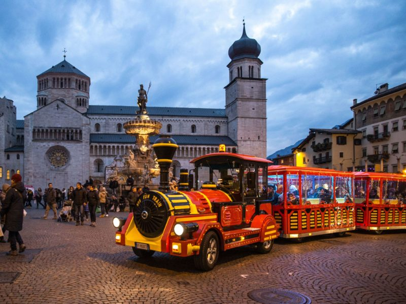 Trento Mercatini Natale 2019 Italia Europa