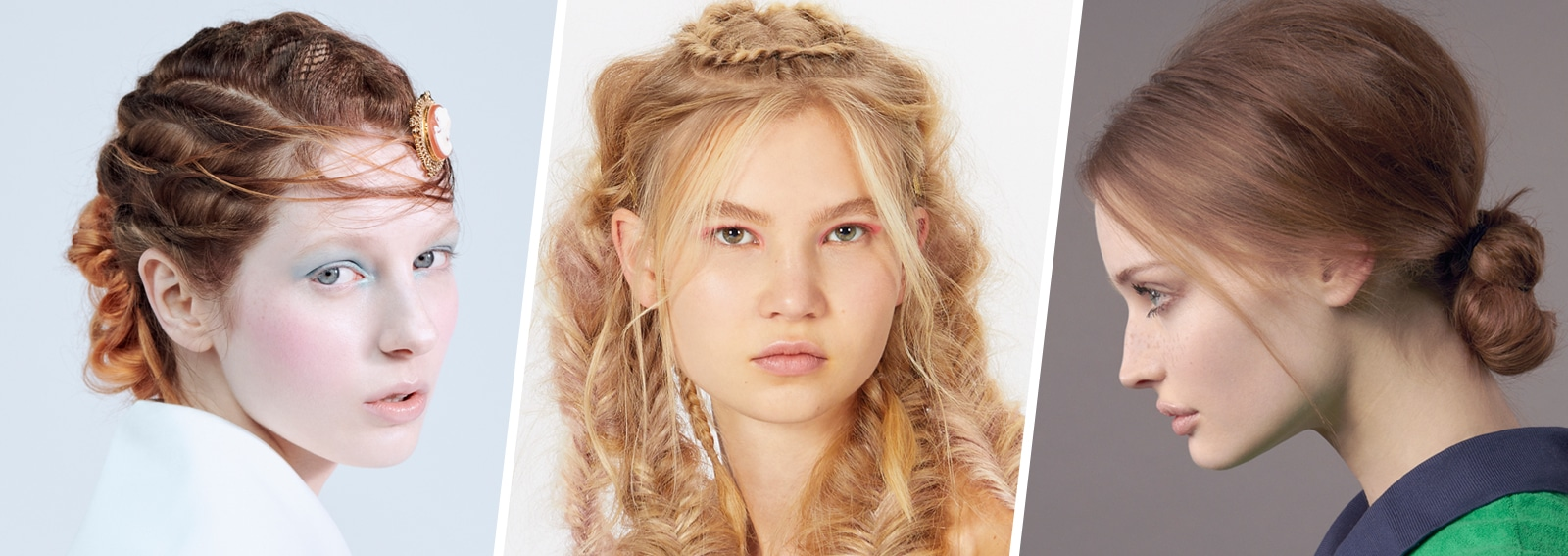 Acconciature per l'inverno: i look capelli più belli proposti dai Saloni