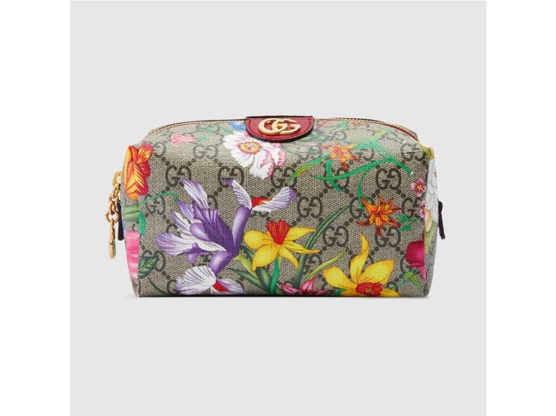 beauty-regali-di-natale-pazzeschi-da-fare-a-se-stesse-gucci-pochette-make-up-flora