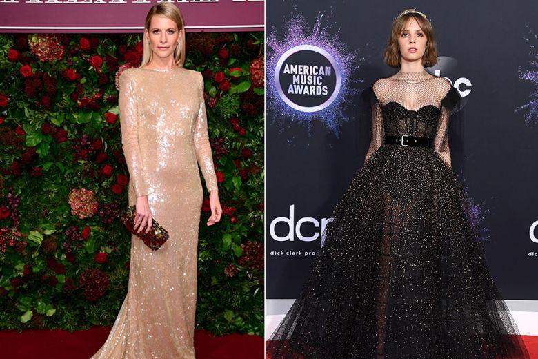 Poppy Delevingne, Maya Hawke e le altre star meglio vestite della settimana