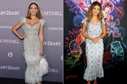 Milly Bobby Brown, Jessica Alba e le altre star meglio vestite della settimana