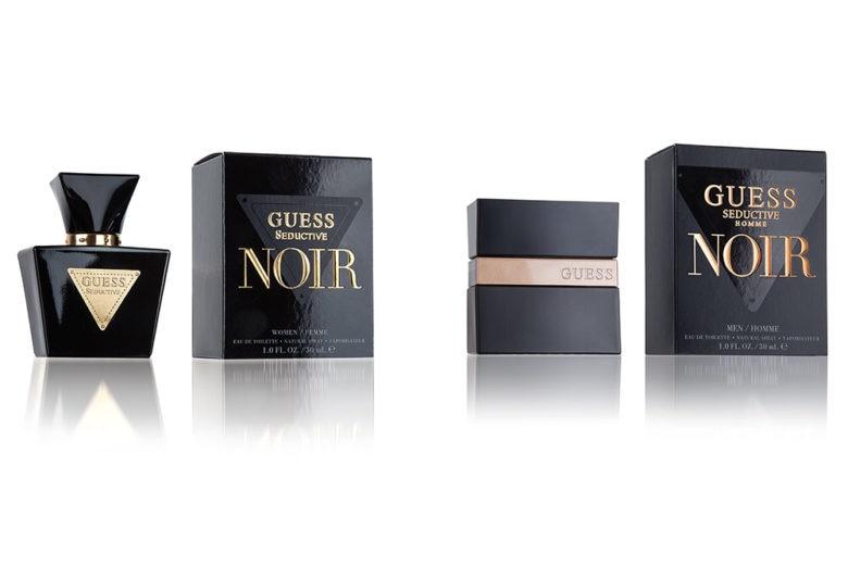 GUESS Seductive Noir Women e Men: le nuove fragranze sensuali