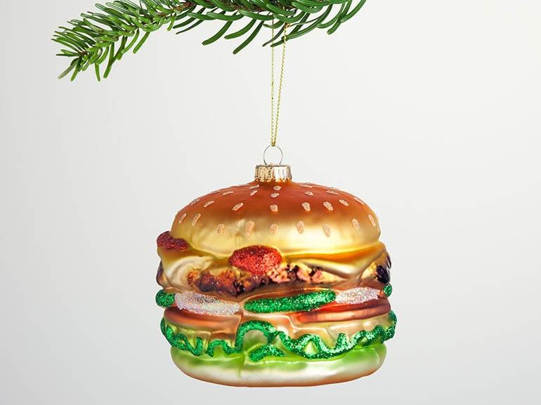 hamburger natale
