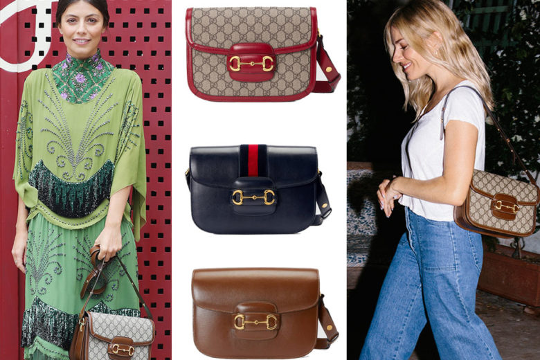 La borsa Gucci 1955 Horsebit è la it bag che tutti vogliono!