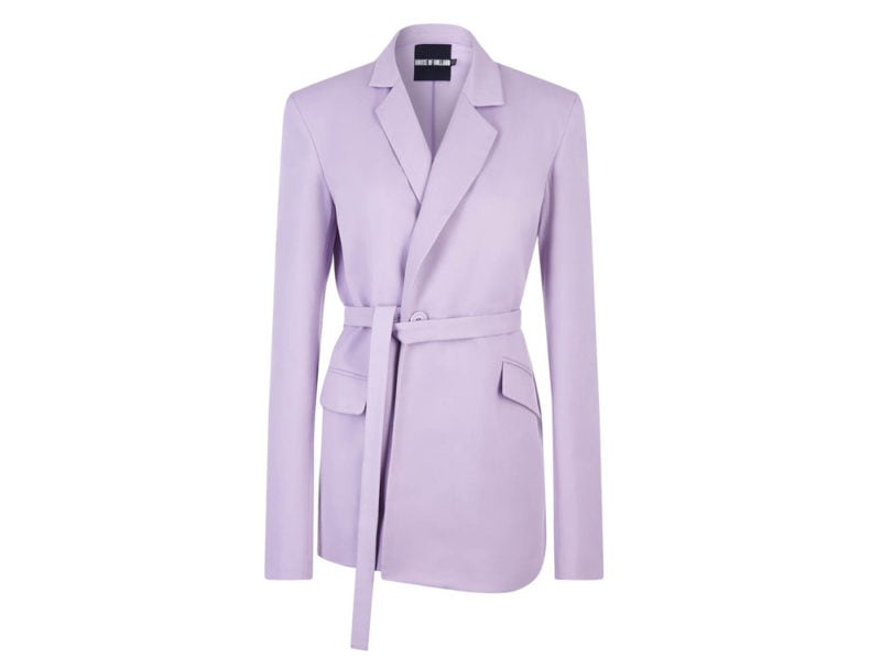house-of-holland-giacca-cintura-lilla