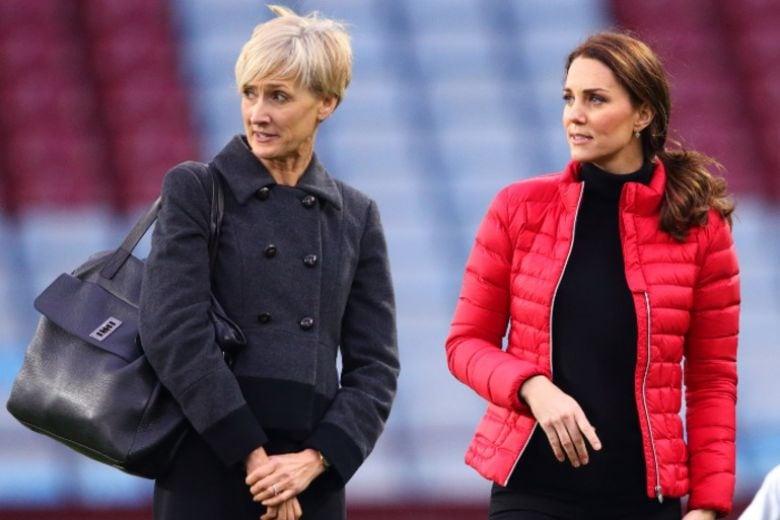 Ecco perché la segretaria personale di Kate Middleton si è licenziata