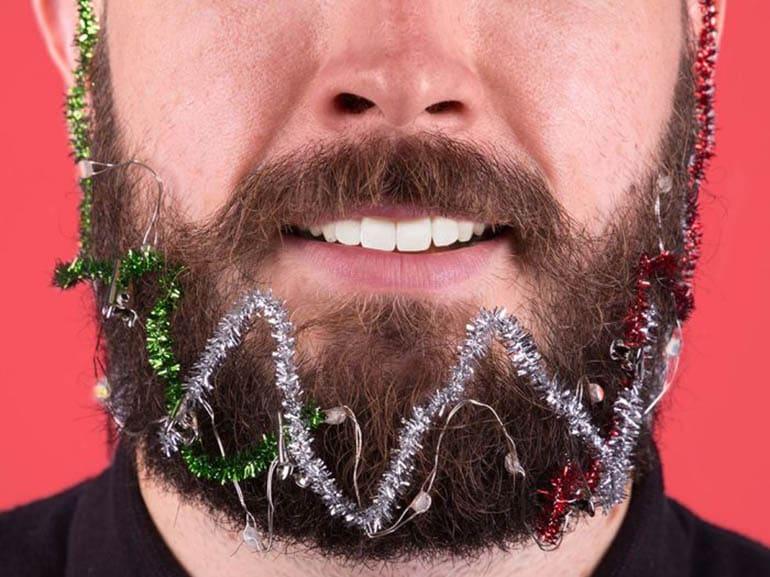 luci barba