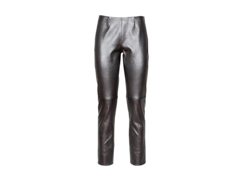 piazza-sempione-pantaloni-capri-in-nappa-stretch-argento-metallizzato