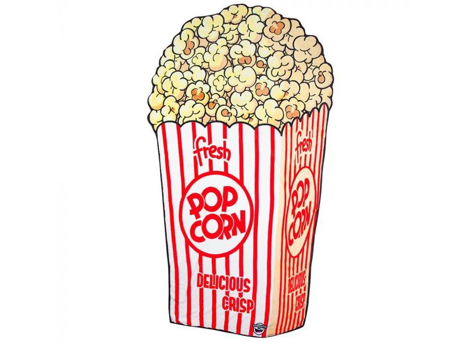 plaid popcorn