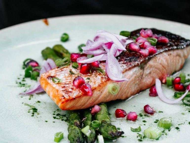 salmone melograno ( mobile)